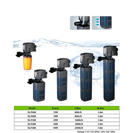 Внутренний фильтр Силонг Xilong XL-F280