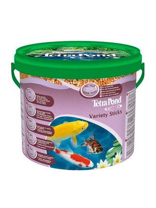 TetraPond Variety Sticks bucket