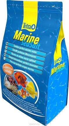 Соль морская TetraMarine 4 кг