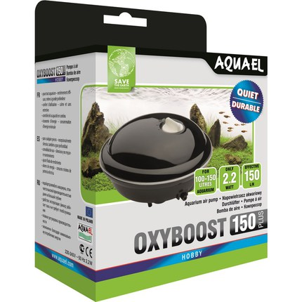 Компрессор для аквариума Oxyboost 150 plus