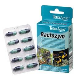 TetraAqua Bactozym 10 капсул на 1000л.