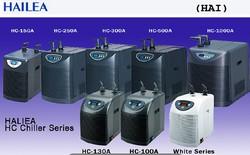 Охладитель/холодильник аквариумный HAILEA HC-130A