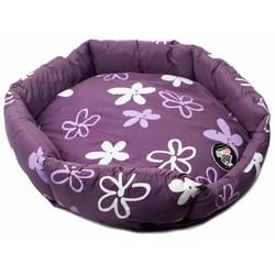 Лежанка VANESSA LIGHT S (45х45х13 см) фиолетовая