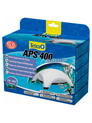 Компрессор для аквариума Tetra APS 400 White Edition