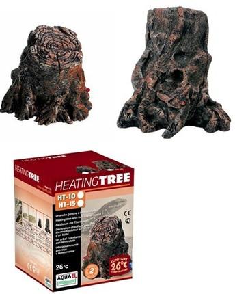 Дерево для террариума с нагревателем HeatingTree, 15Вт
