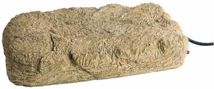Камень для террариума с нагревателем HeatingRock, 15Вт