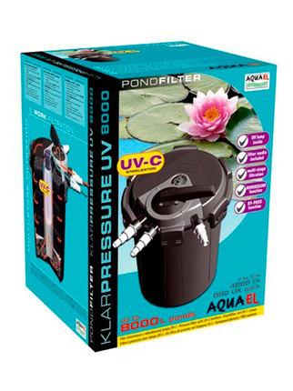 Фильтр для пруда KLAPRESSURE UV 8000
