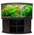 Аквариум панорамный с тумбой - 600 литров