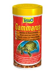 Tetra Gammarus - корм для водных черепах
