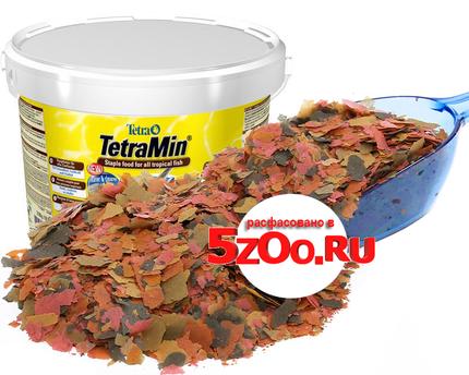 Корм для рыбок, фасованный TetraMin